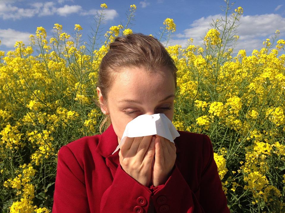 Hooikoorts: symptomen en behandeling van pollenallergie