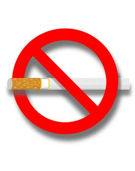 Rookstop met geneesmiddelen