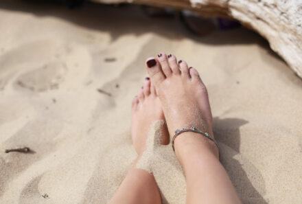 Zweetvoeten in de zomer – Wat nu?